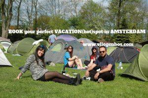 Camping Amsterdam: Vliegenbos